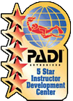 PADI Development Center
